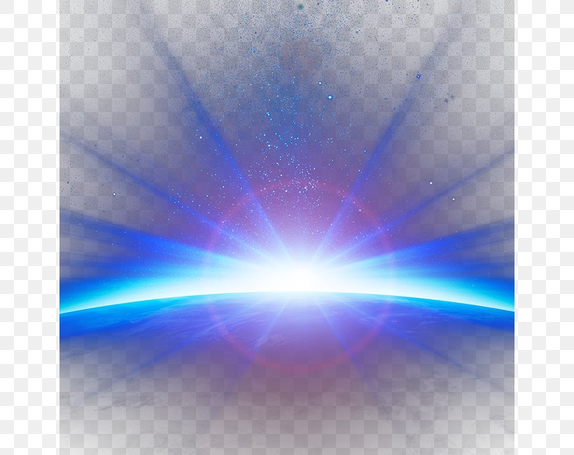 Blue Sky Atmosphere Wallpaper Png 650x650px Light