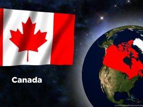 Canada - Flag Of Canada Desktop Wallpaper Aspect Ratio PNG