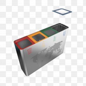 Garbage Dumpsters - Stainless Steel Recycling Bahan Waste PNG
