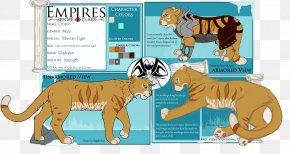 Ice Summer Season Preferential - Tiger Lion Leopard Dog Cat PNG