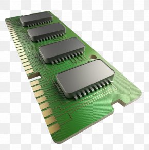 Ram - RAM Computer Data Storage Electronics Integrated Circuits & Chips PNG