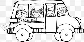 Field Trip Clipart - Student Field Trip Education School Clip Art PNG