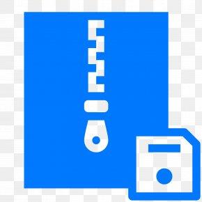 Savings Icon - Archive File RAR PNG