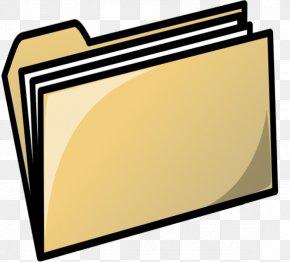 Folders - File Folders Directory Clip Art PNG