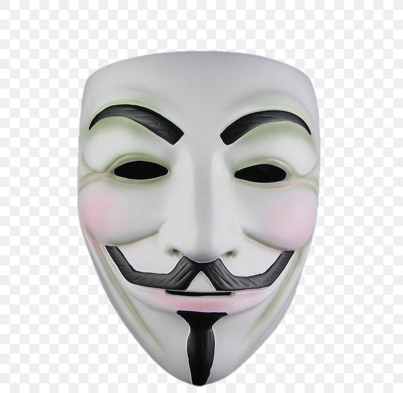 V For Vendetta Gunpowder Plot Guy Fawkes Mask Anonymous, PNG, 800x800px, V For Vendetta, Anonymous, Costume Party, Face, Gunpowder Plot Download Free
