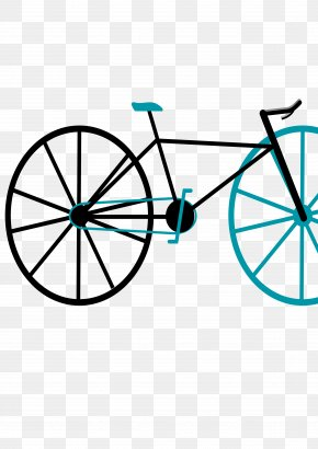 Bike - Bicycle Gearing Fixed-gear Bicycle Cycling Wheel PNG