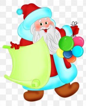 Santa Claus - Snegurochka Santa Claus Ded Moroz Christmas Clip Art PNG