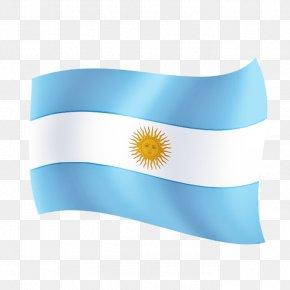 Rectangle Flag - Turquoise Aqua Turquoise Swim Brief Flag PNG