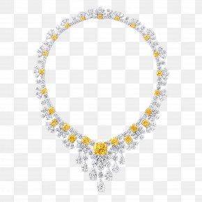 Jewellery - Jewellery Necklace Graff Diamonds De Beers PNG