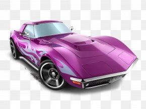 Car Wheel - Model Car Hot Wheels 2014 Chevrolet Corvette Die-cast Toy PNG