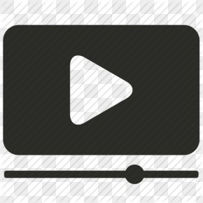 Youtube Video Player Icon - Media Player Video Clip Art PNG