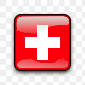 Ch Cliparts - Flag Of Switzerland Clip Art PNG