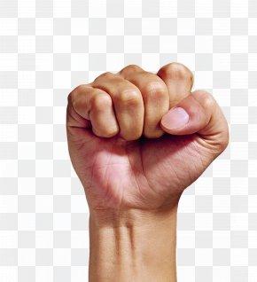 Fist Symbol Of Unity - Download Gratis Computer File PNG