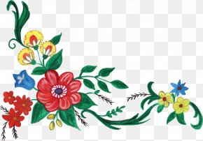 Watercolor Flower - Flower Floral Design Clip Art PNG