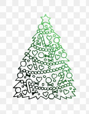 Coloring Book Christmas Tree Christmas Day Christmas Coloring Pages Drawing PNG