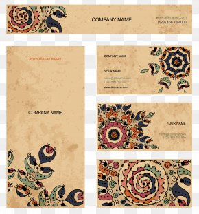 Card - Business Card Visiting Card Infographic Envelope PNG
