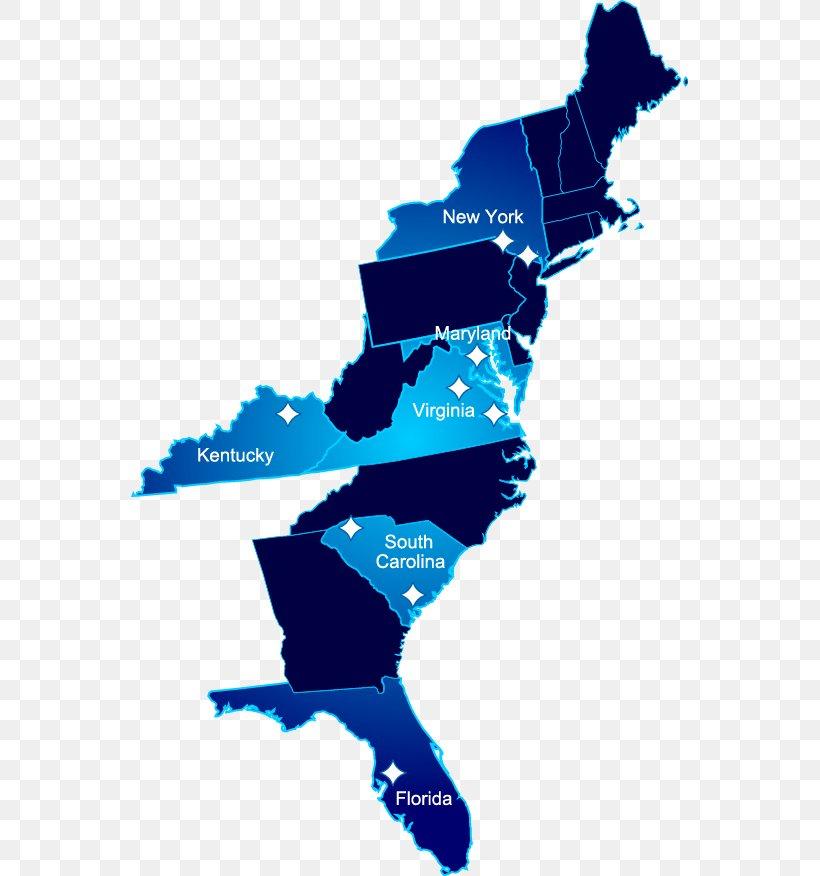 East Coast Of The United States West Coast Of The United ...