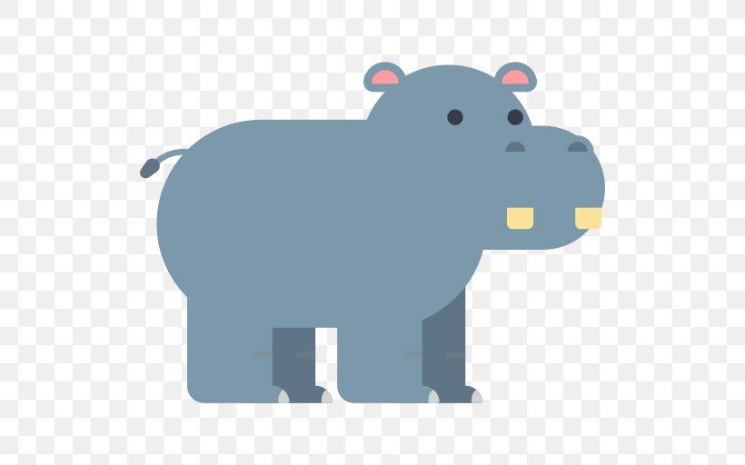 Animal Icon, PNG, 512x512px, Scalable Vector Graphics, Animal, Bear, Carnivoran, Dog Download Free