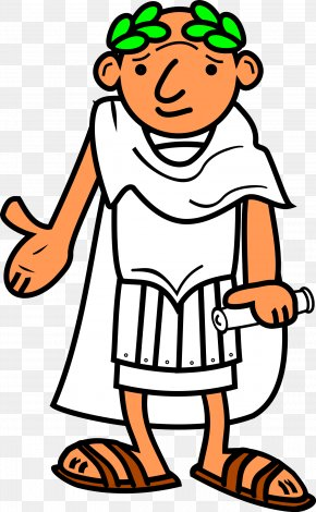 Greek Statue - Ancient Rome Fall Of The Western Roman Empire Clip Art PNG
