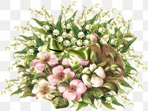 Flower Vintage - May 1 Lily Of The Valley Party International Workers' Day Labour Day PNG