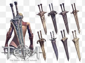Skyrim Mods - TERA Weapon The Elder Scrolls V: Skyrim – Dragonborn Aion Mod PNG