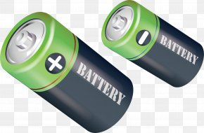 Battery Vector Element - Battery Charger Icon PNG