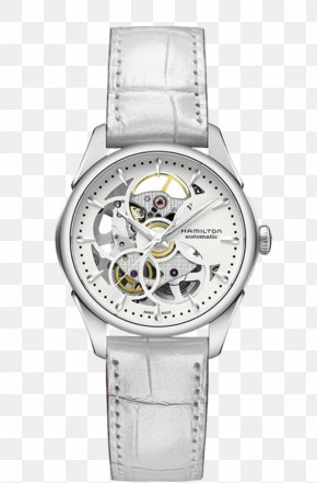 Watch - Fender Jazzmaster Hamilton Watch Company Jewellery Skeleton Watch PNG