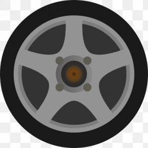 Ban Cliparts - Rim Wheel Tire Clip Art PNG