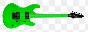 Electric Guitar - Seven-string Guitar Dean Guitars Bass Guitar Electric Guitar PNG
