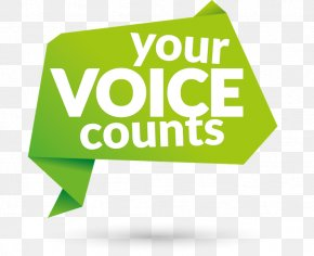 Your Vote Counts - Clip Art Human Voice Logo Brand PNG