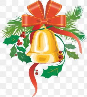 Bell - Ded Moroz New Year Christmas Day Clip Art PNG