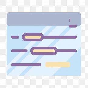 Horizontal Line - Rectangle Brand PNG