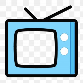 Media Electronic Device - Clip Art Television Technology Television Set Electronic Device PNG