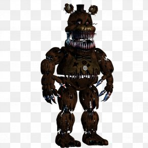 Five Nights At Freddy Characters - Five Nights At Freddy's 4 Freddy Fazbear's Pizzeria Simulator Five Nights At Freddy's 3 Five Nights At Freddy's 2 PNG
