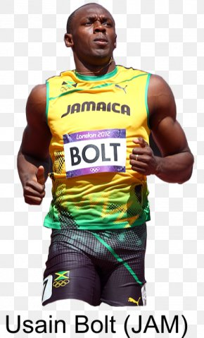 Usain Bolt - Usain Bolt Athlete 2012 Summer Olympics PNG