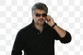 Actor - Ajith Kumar Thalapathi Actor High-definition Video Film PNG