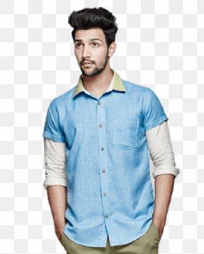 T-shirt - Ranbir Kapoor T-shirt Tamasha Dress Shirt Denim PNG