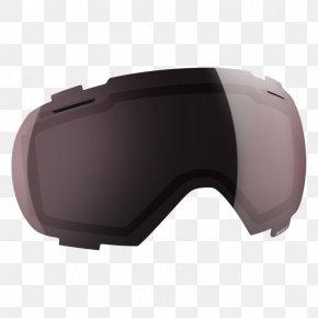 Camera Lens - Goggles Camera Lens Scott Sports Optics PNG