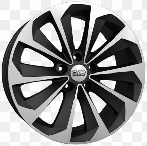 Car - Hubcap Car Alloy Wheel Tire Autofelge PNG