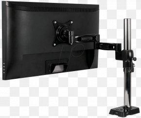 Mounting - Computer Monitors USB Hub Flat Display Mounting Interface Arctic PNG