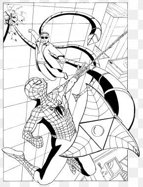 Tenticles - Line Art Inker Drawing /m/02csf Cartoon PNG