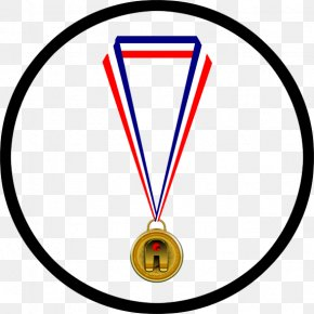 Medal - Gold Medal Silver Medal Olympic Medal Clip Art PNG