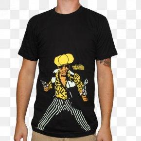 T-shirt - T-shirt Crew Neck Clothing Camp Shirt PNG