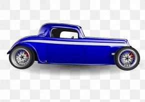 Car - Car Hot Rod Ford Mustang Clip Art PNG