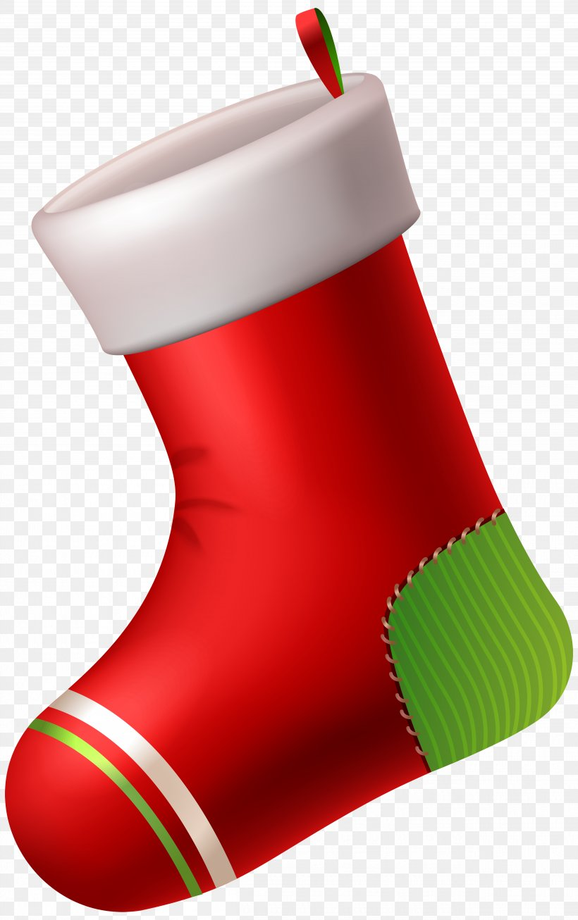 Santa Claus Christmas Stocking Candy Cane Clip Art, PNG, 5021x8000px, Christmas Ornament, Christmas, Christmas Decoration, Christmas Lights, Christmas Stocking Download Free