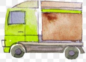 Truck - Car Pickup Truck Motor Vehicle PNG