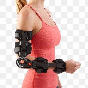 Braces - Elbow Breg, Inc. Arm Range Of Motion Splint PNG