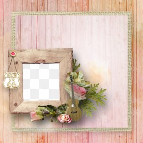 Photographic Background Wood Frame - Picture Frame Photography Clip Art PNG