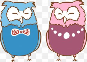 Cartoon Owl - Fathers Day Sister Brother PNG