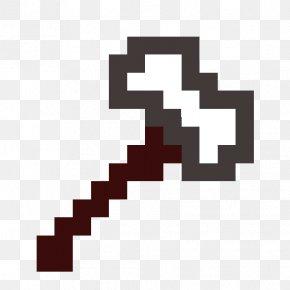 Minecraft Pickaxe - Minecraft Mods Pickaxe GameBanana PNG